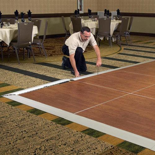 dance floor wood