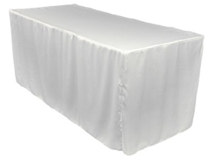 Rectangular Tablecloths (Drape/Display/Fitted) (various colors) Poly