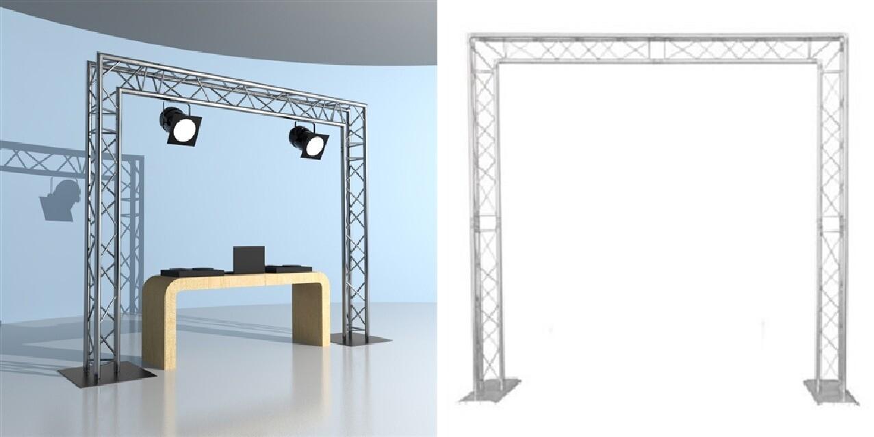 standing-truss