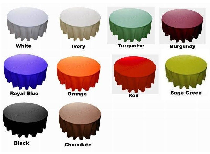 ROUND TABLECLOTHS Image