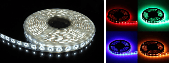 Tiny White/Colors Lights LED string